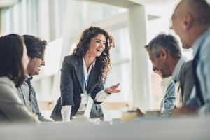 The qualities of a good business manager